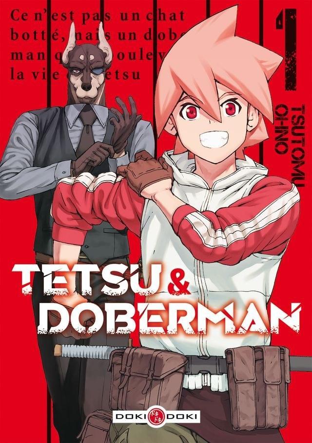 Tetsu  Doberman Vol. 1 [05/05/2021]
