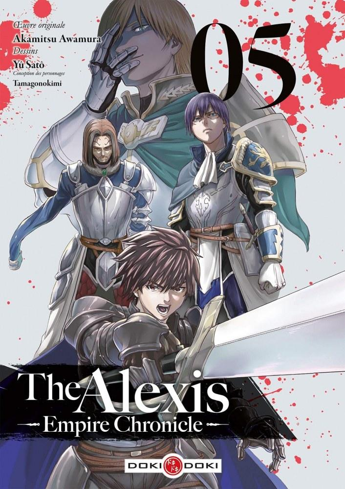 The Alexis Empire Chronicle T5