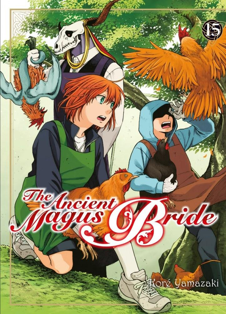 The Ancient Magus Bride T15 [30/09/2021]