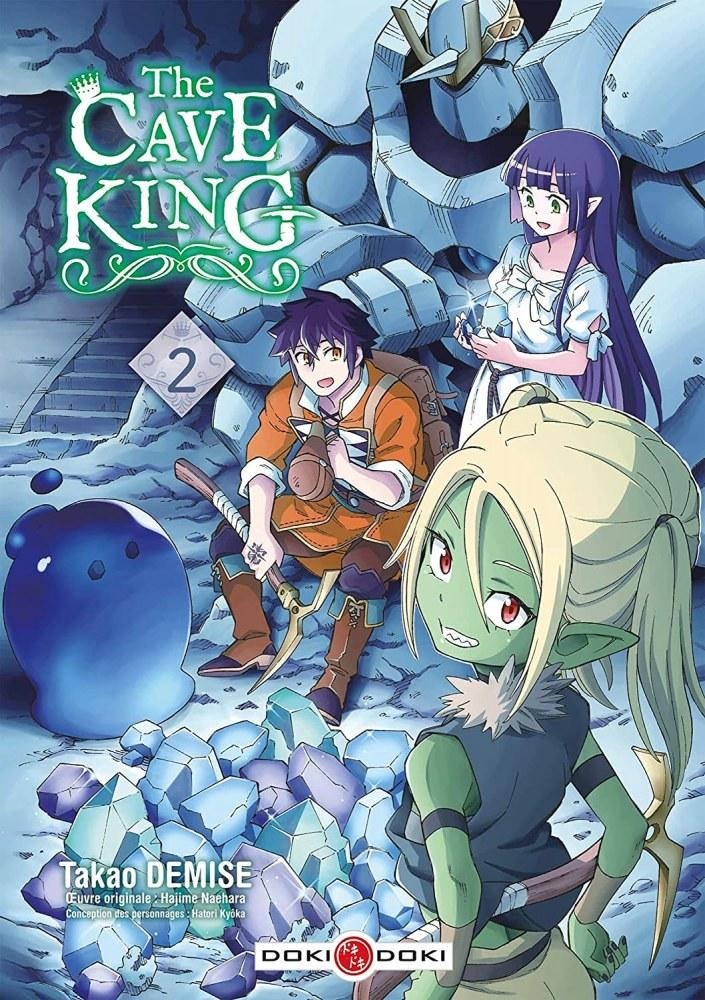 The Cave King T2 [08/09/2021]