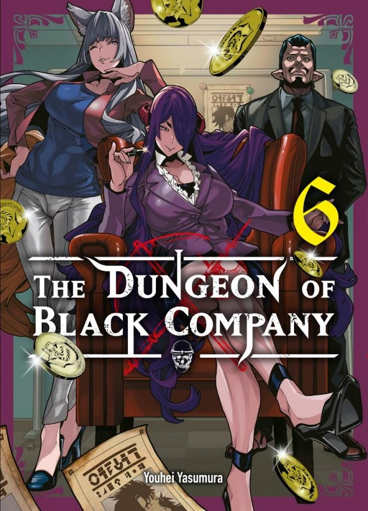 The Dungeon of Black Company T6 [26/08/2021]