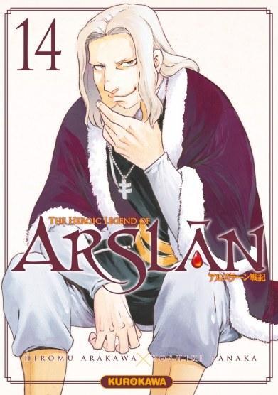 The Heroic Legend of Arslân T14 [09/09/2021]