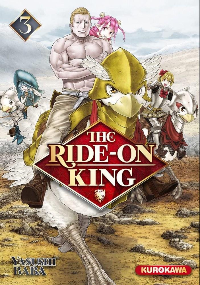 The Ride-On King T3 [09/09/2021]