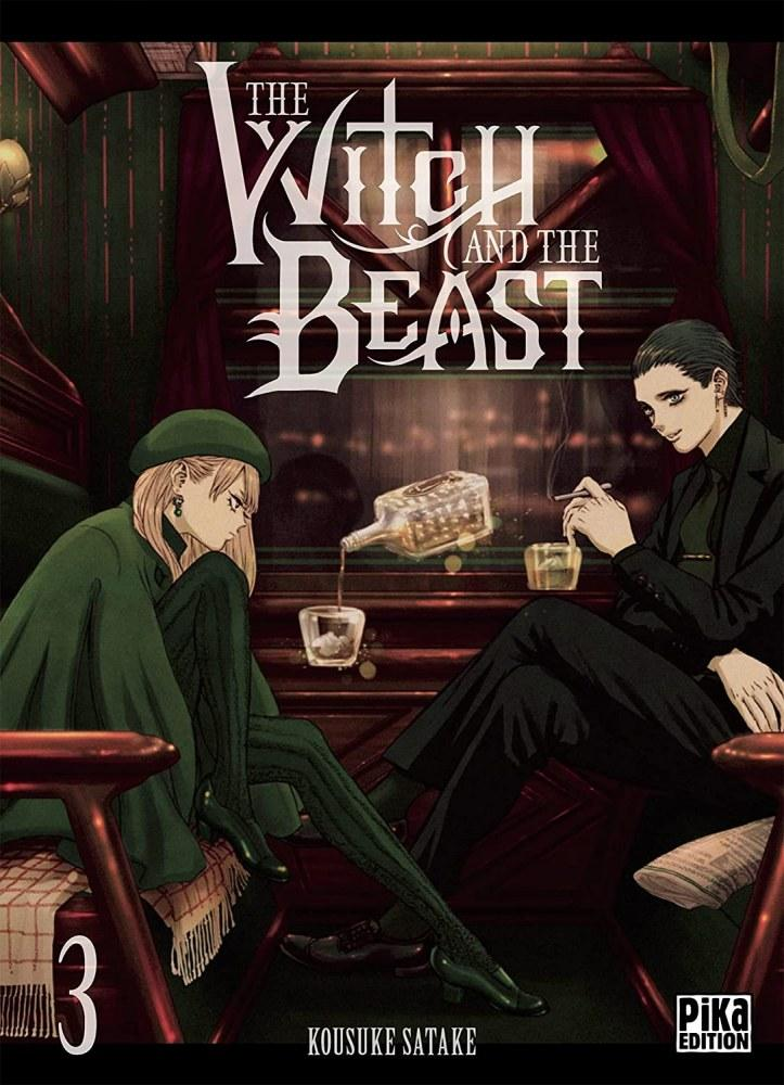 The Witch and the Beast T3 [08/09/2021]