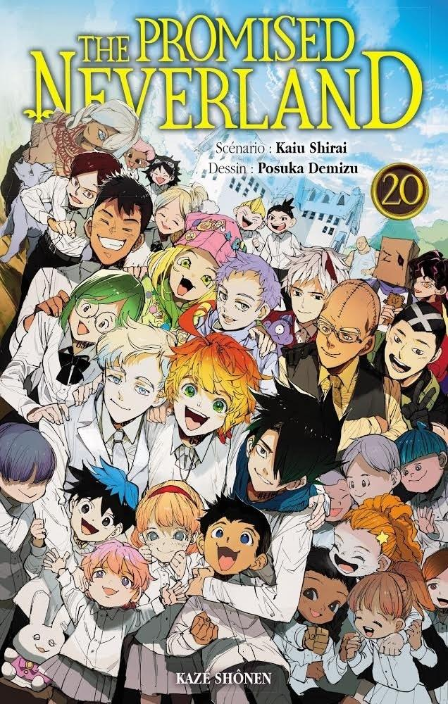 The Promised Neverland T20