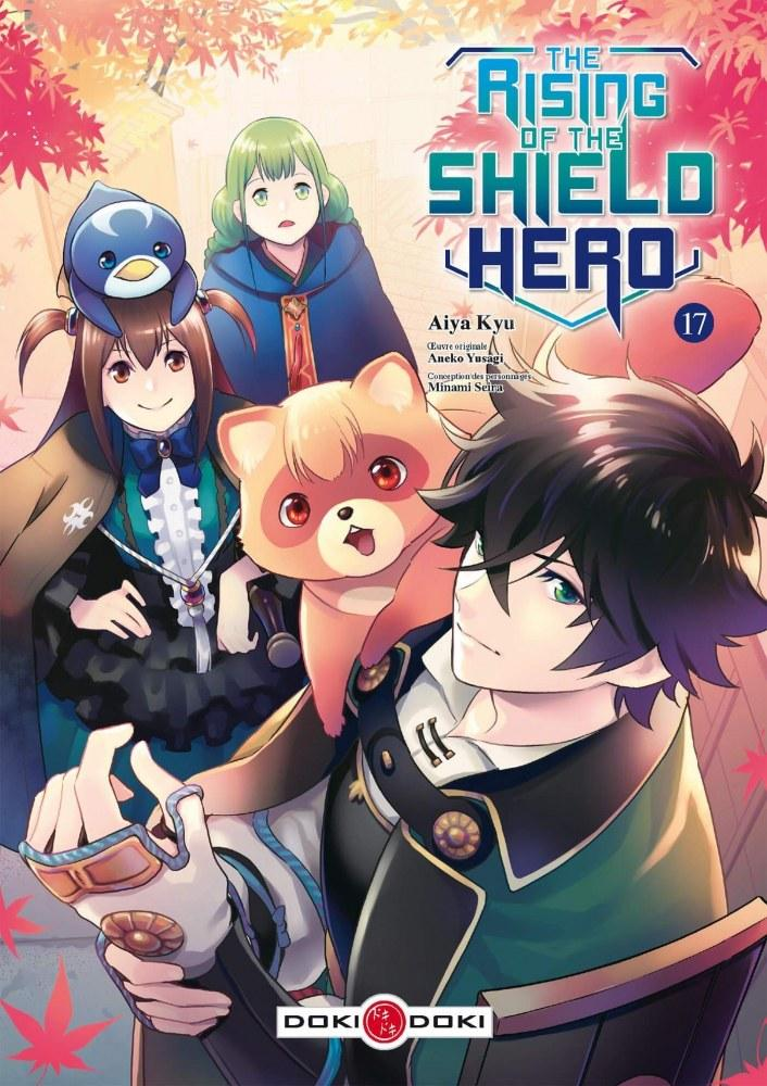 The Rising of the Shield Hero Vol. 17 [05/05/2021]