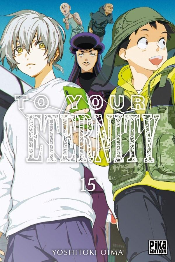 To Your Eternity T15 [25/08/2021]