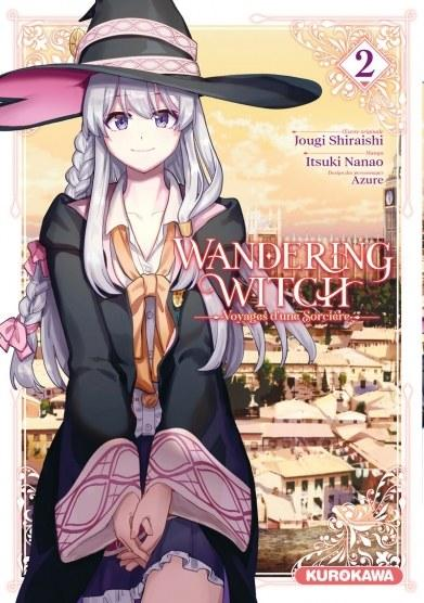 Wandering Witch T2