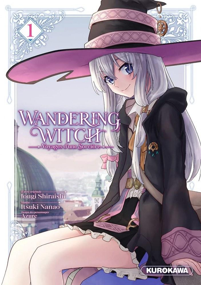 Wandering Witch T1 [08/07/2021]
